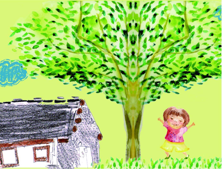 4月4日 大榕树下的石板屋 文化绘本活动 (已额满)图片